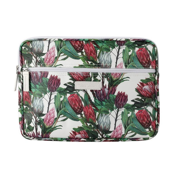 SoGood - Candy 13 inch Laptop Sleeve | Queen Protea PU - KaryKase