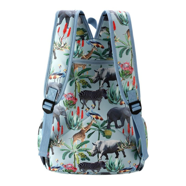 SoGood - Candy Casual Backpack | African Safari PU - KaryKase