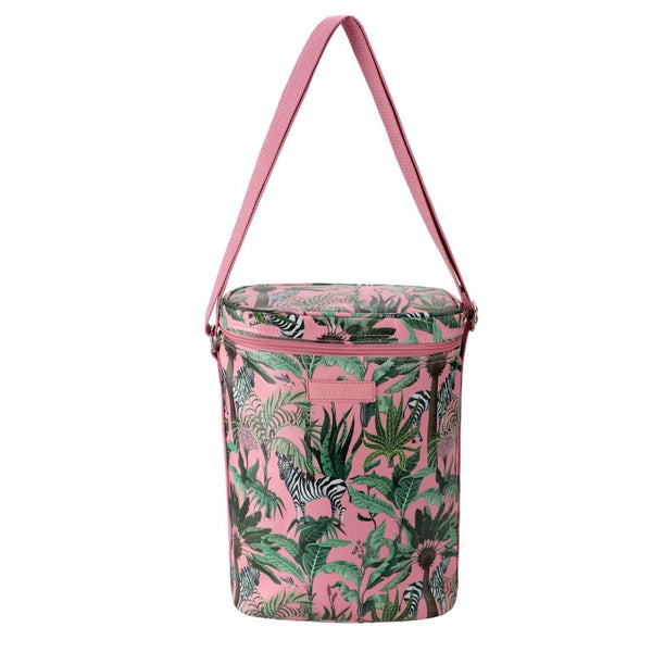 SoGood - Candy Cooler Bag | Zebras in Vegas PU - KaryKase