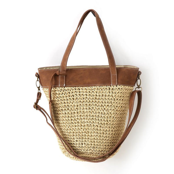 Semi Wild Crochet Shopper | Cream