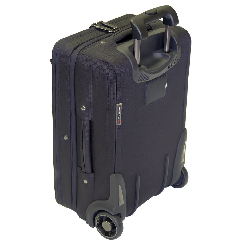 Travelite Lyric 48cm Business Cabin Trolley Bag | Black