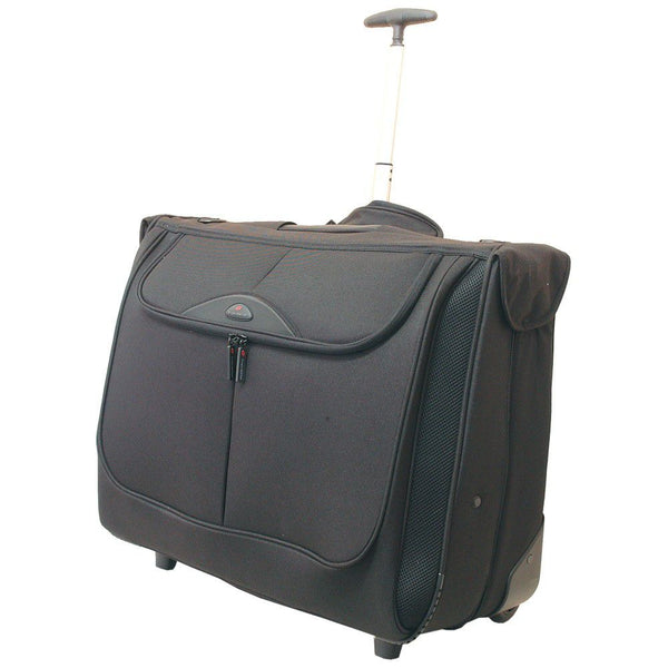Travelite Lyric Four Suiter Bag On Wheels | Black - KaryKase