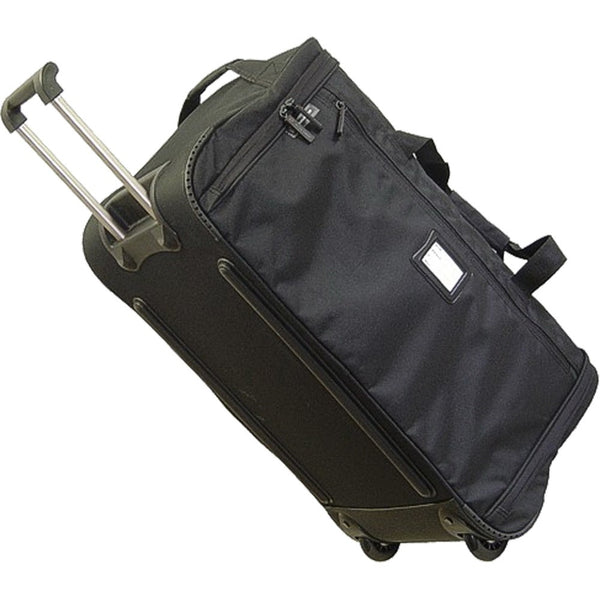 4267cd69f084 ... Travelite Lyric Polyester Duffel Bag With Wheels