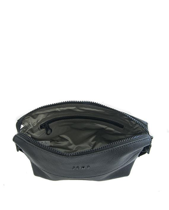 Zemp Bravo Toiletry Bag | Black - KaryKase