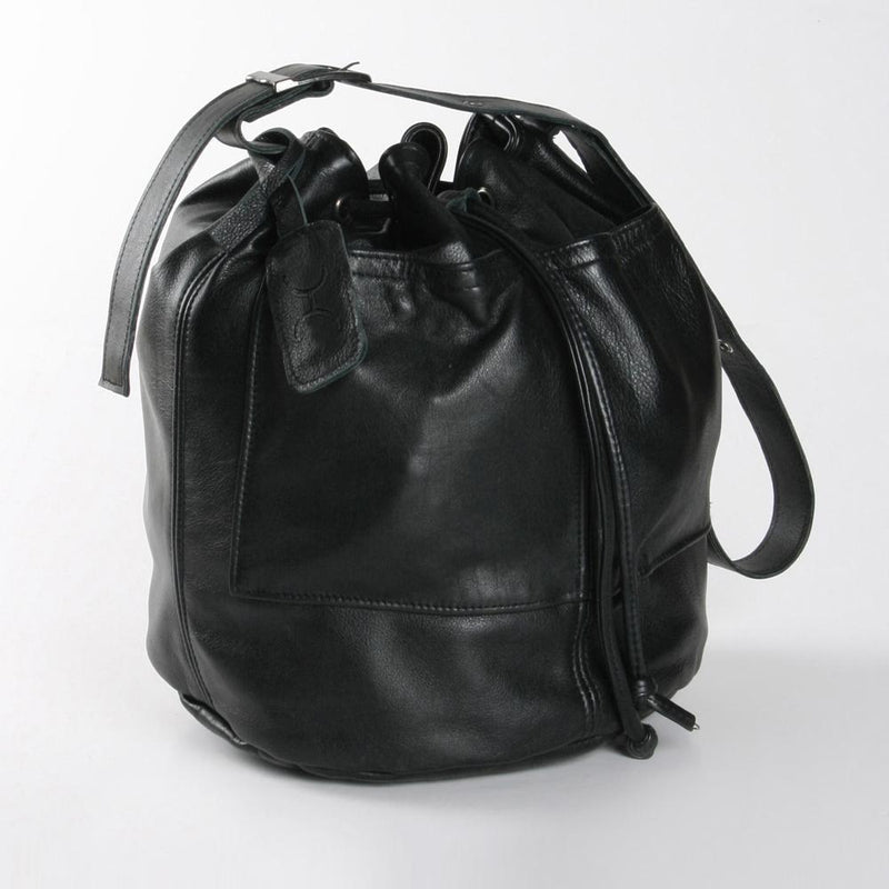 Thandana Bucket Leather Handbag - KaryKase