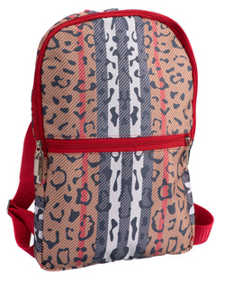 Caramia Catwalk Backpack | Black/Red - KaryKase
