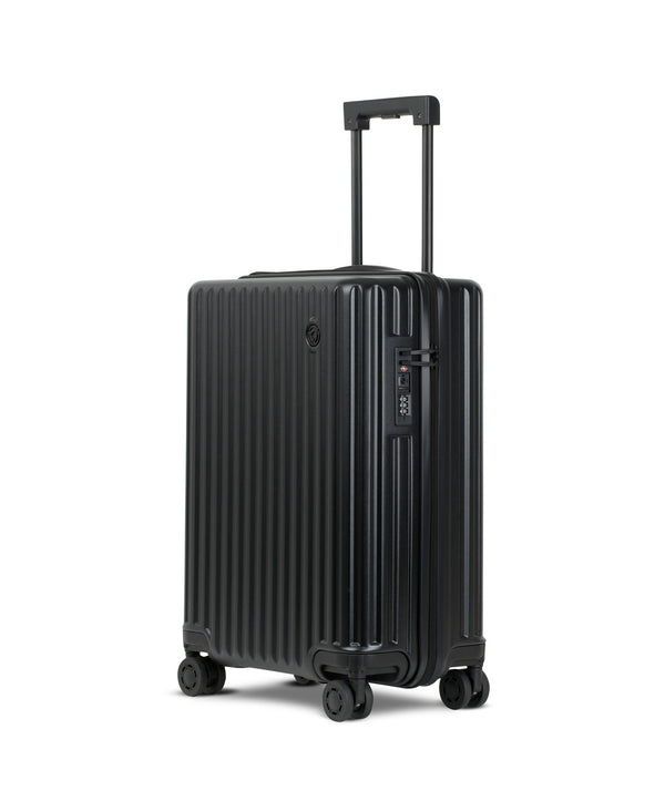 Conwood Globus 55cm Cabin Trolley | Black