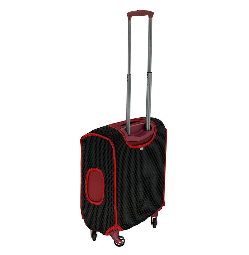 Luggage Glove Diamond - Cabin Cover | Red - KaryKase