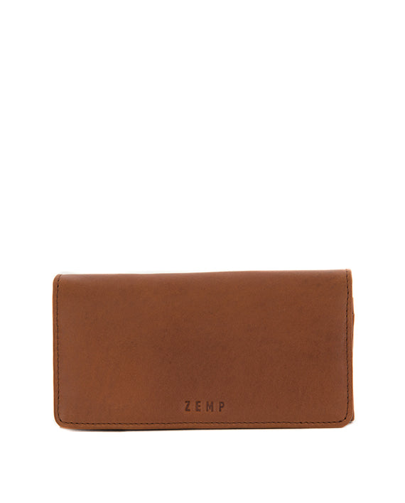 Zemp Claire 10 CC Wallet-Purse | Toffee Tan - KaryKase