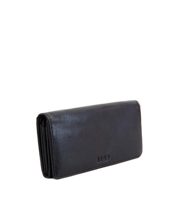 Zemp Claire 10 CC Wallet-Purse | Black - KaryKase