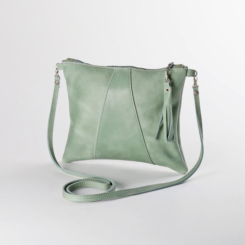 Thandana Crossover Leather Handbag - KaryKase