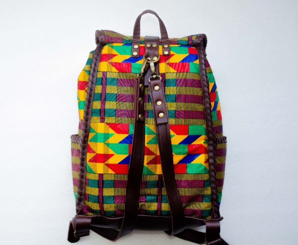 Mebala Handmade Boipelo Laptop Backpack | Bright Day - KaryKase
