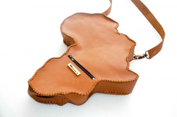 Mebala Shape of Azania Satchel | Tan - KaryKase