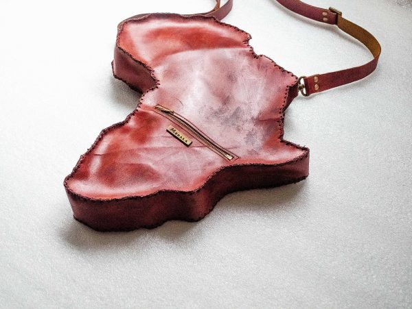 Mebala Shape of Azania Satchel | Brown - KaryKase