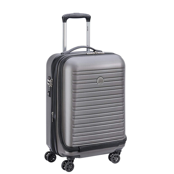 Delsey Segur 2.0 Expandable Cabin Business Case 55cm | Grey - KaryKase