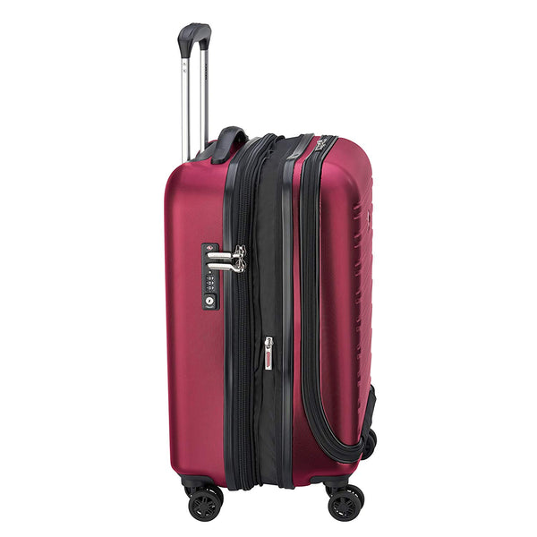 Delsey Segur 2.0 Expandable Cabin Business Case 55cm | Red - KaryKase