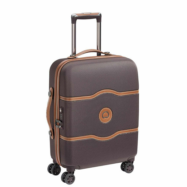 Delsey Chatelet Air Carry On 55cm | Chocolate - KaryKase
