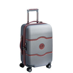 Delsey Chatelet Air Carry On 55cm | Silver