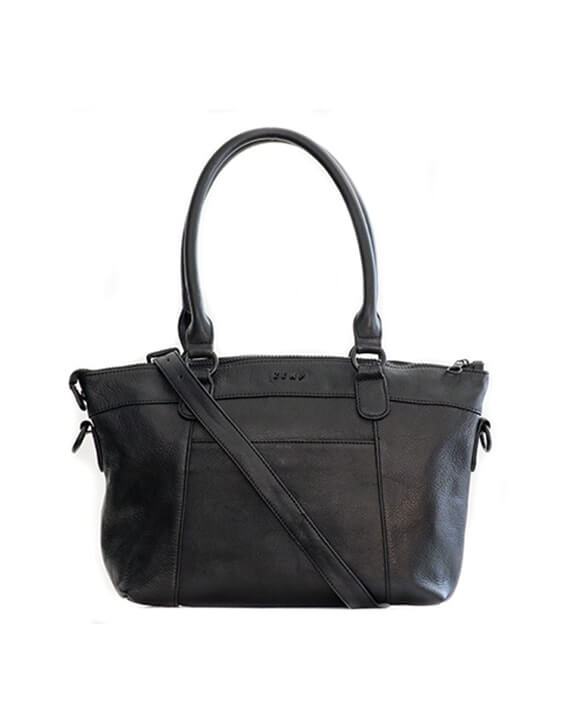 Zemp Fiji Grab and Go Handbag | Black