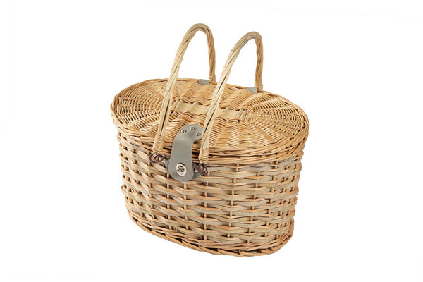 Yuppie Gift Baskets Flora Picnic Basket (4 Persons) - KaryKase