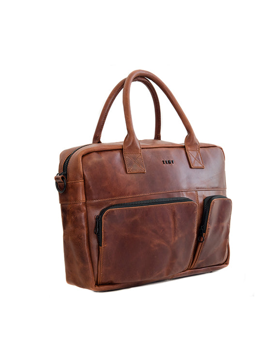 "Zemp Galaxy 15"" Laptop Briefcase 