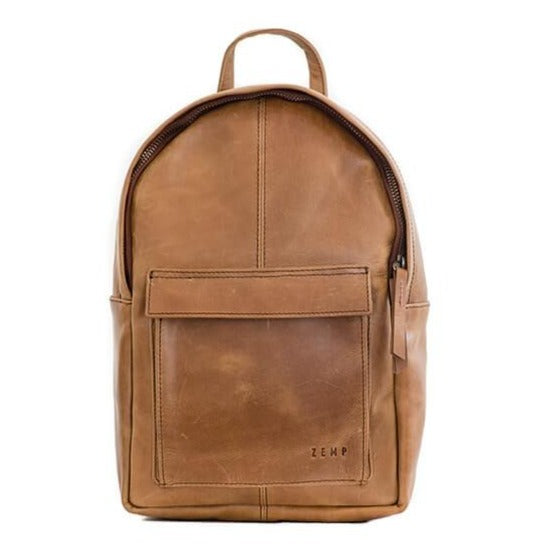 Zemp Go To Backpack | Waxy Tan