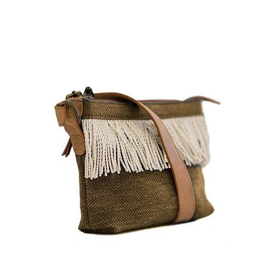 Zemp Goa Crossbody Bag | Fox - KaryKase