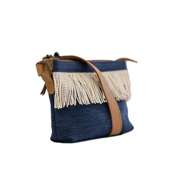 Zemp Goa Crossbody Bag | Ocean - KaryKase