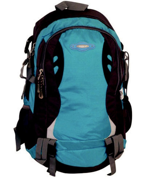 Tosca Sports Hiking Frame Backpack | Grey/Blue - KaryKase