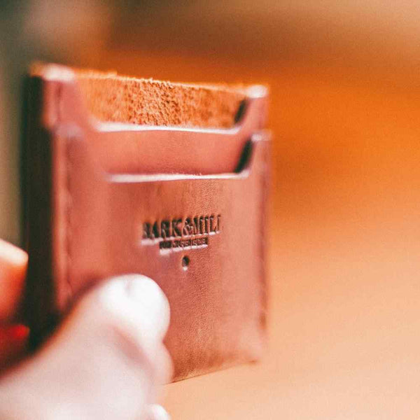 Bark And Mill Card Holder - KaryKase