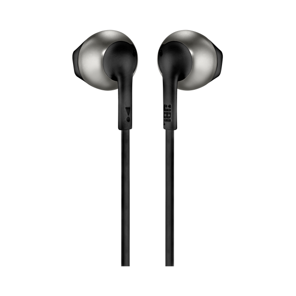 JBL Tune 205 Ear Bud+Mic | Black - KaryKase