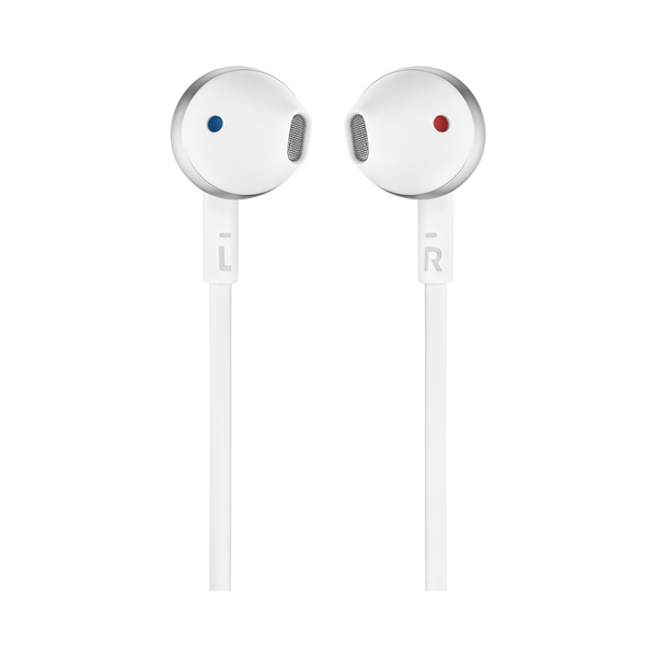 JBL Tune 205 Ear Bud+Mic | Chrome - KaryKase