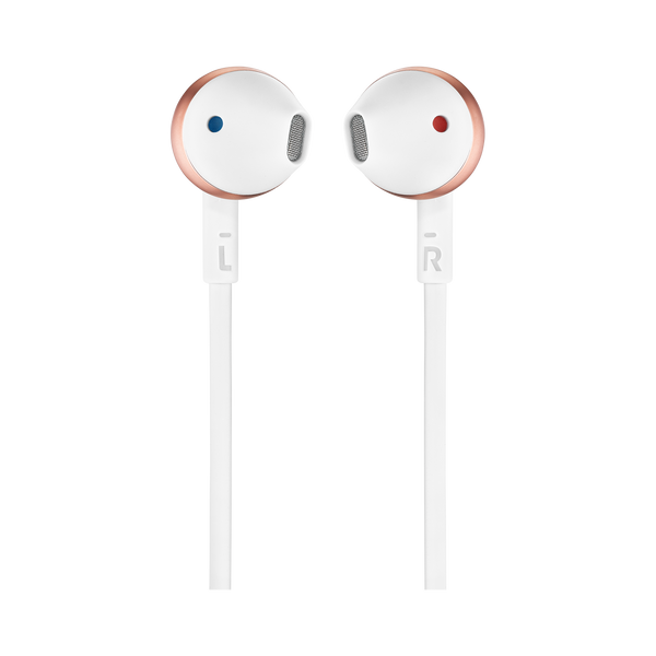 JBL Tune 205 Ear Bud+Mic | Rose Gold - KaryKase