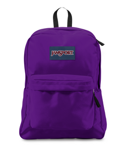 Jansport SuperBreak® Backpack | Signature Purple - KaryKase
