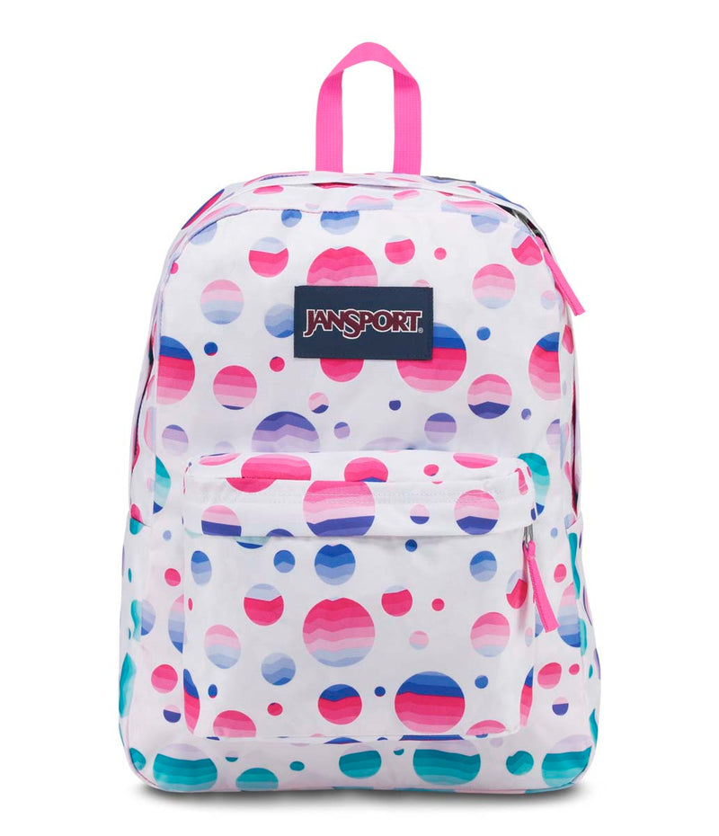 Jansport SuperBreak® Backpack | Ombre Dot - KaryKase