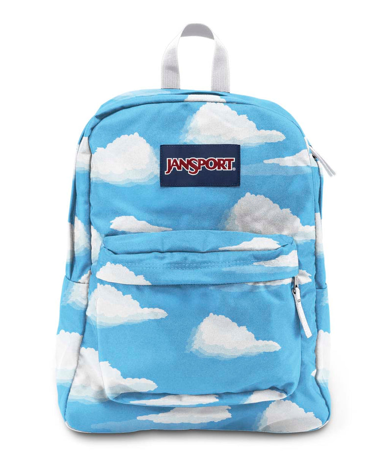 Jansport SuperBreak® Backpack | Partly Cloudy - KaryKase