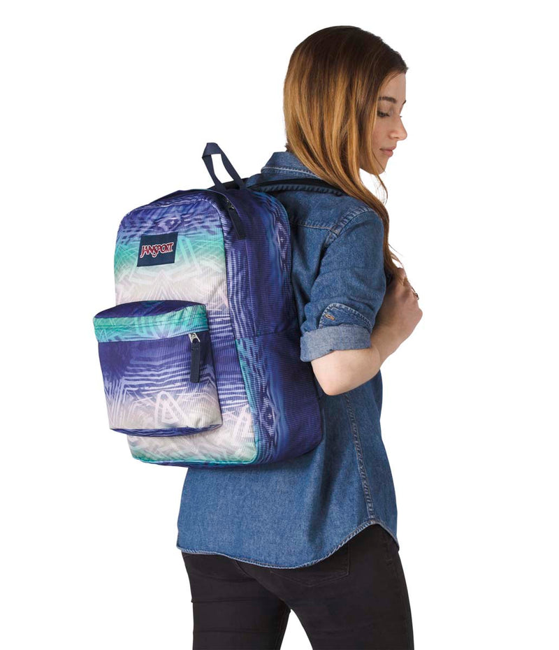 Jansport SuperBreak® Backpack | Optic Voyage - KaryKase
