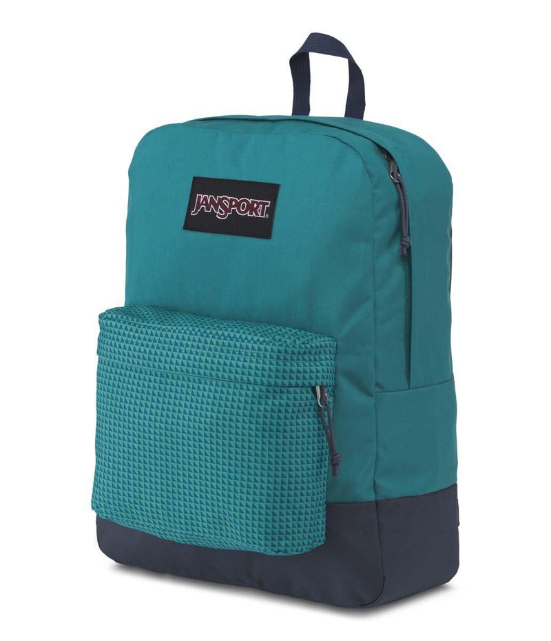Jansport Black Label SuperBreak® Backpack | Blue Combo - KaryKase