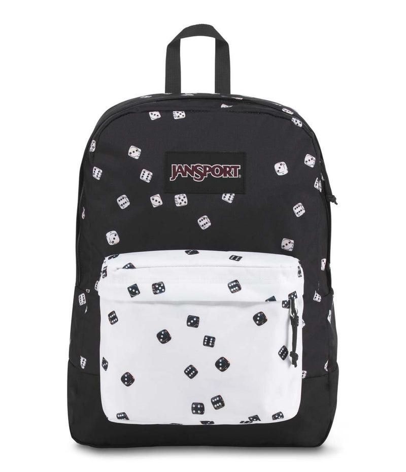 Jansport Black Label SuperBreak® Backpack | Roll Of The Dice - KaryKase