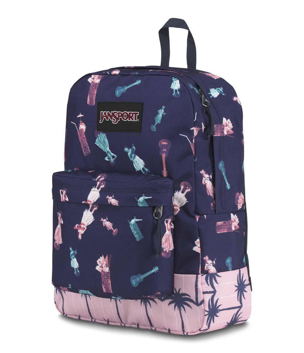 Jansport Black Label SuperBreak® Backpack | Hula Life Palm - KaryKase