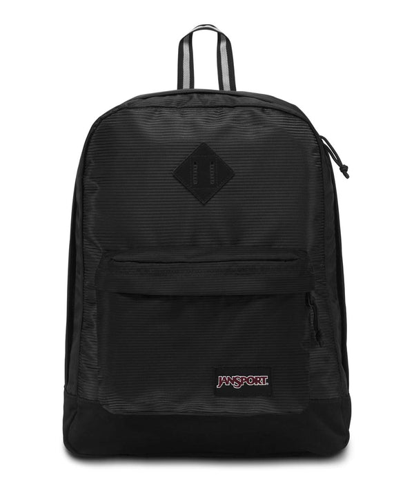Jansport Super FX Backpack | Onyx Letterman