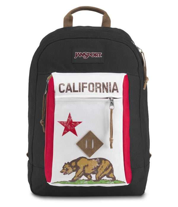 Jansport Reilly Backpack | Red New California Republic