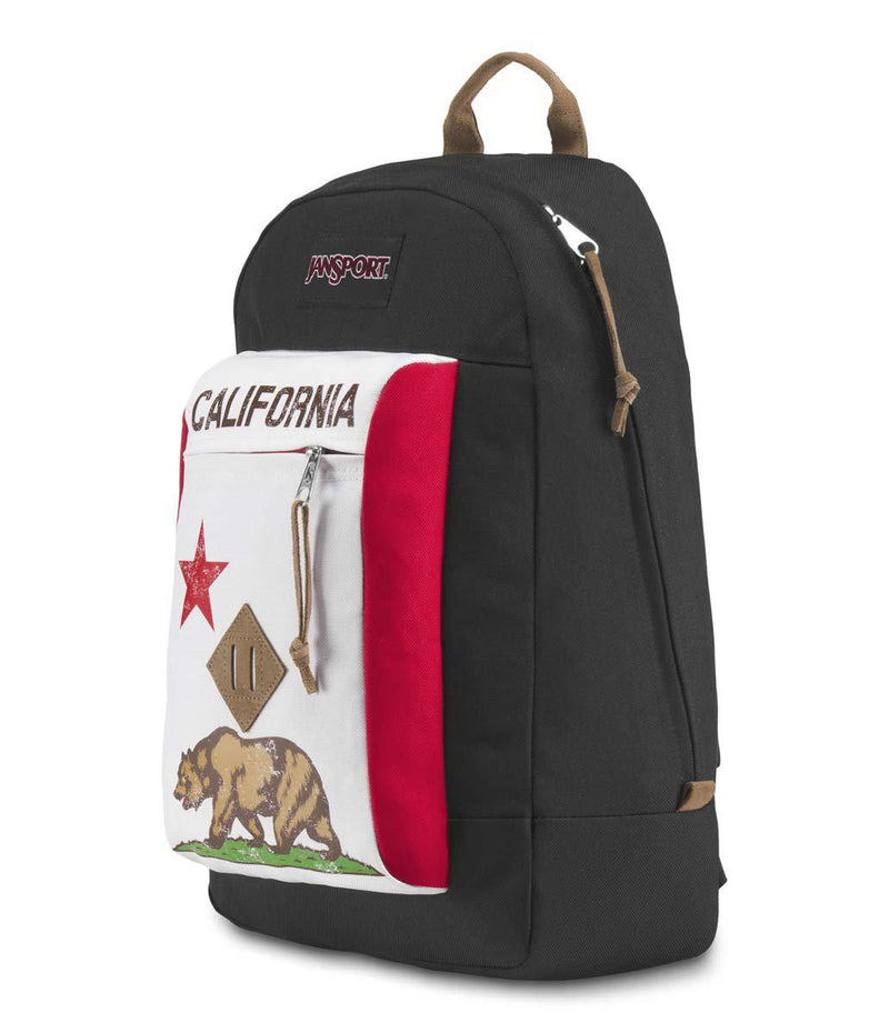 Jansport Reilly Backpack | Red New California Republic - KaryKase