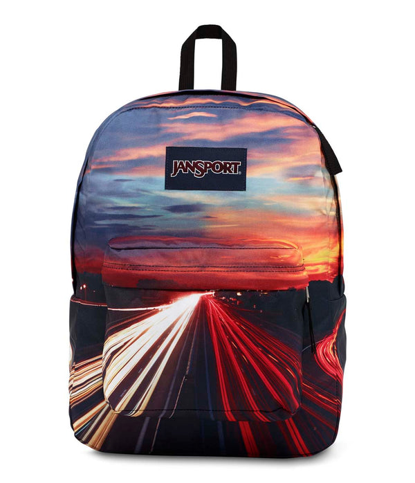 Jansport High Stakes Backpack | Multi Traffic Lights