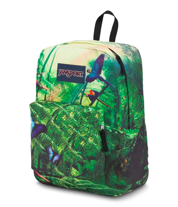 Jansport High Stakes Backpack | Wild Jungle