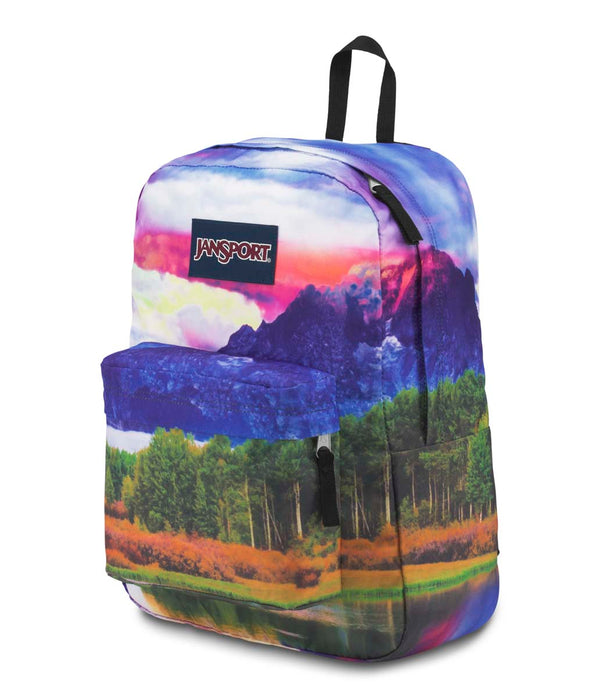 Jansport High Stakes Backpack | Tetons Sunset
