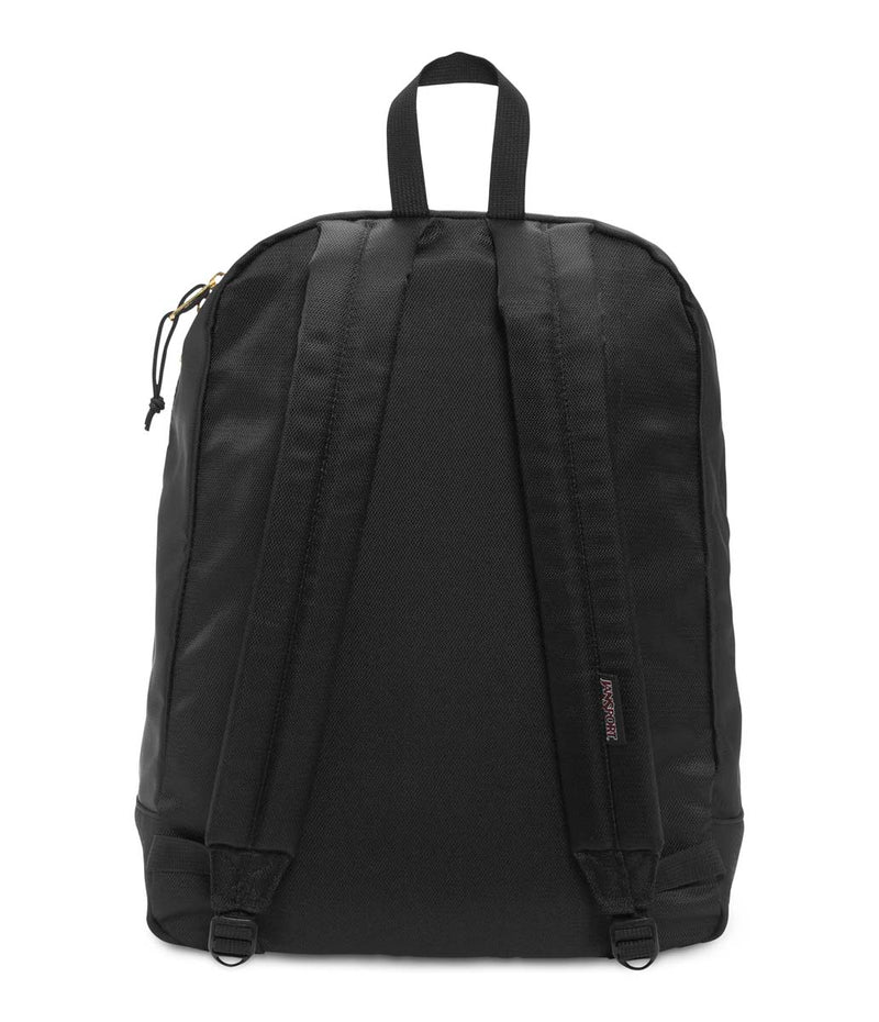 Jansport Super FX Backpack | Black/Gold - KaryKase