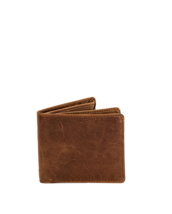 Zemp James 8 CC Billfold Wallet | Waxy Tan - KaryKase