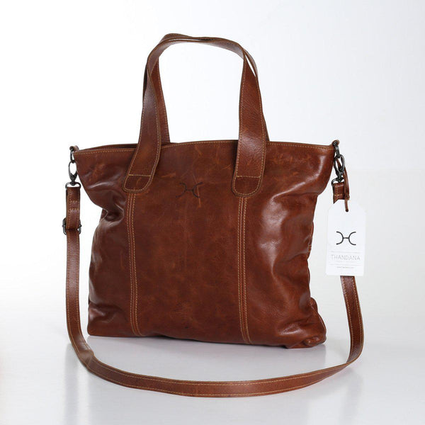 Thandana Jax Leather Handbag - KaryKase