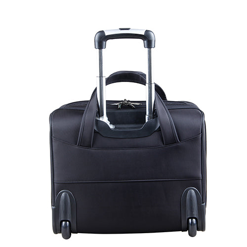 "Kingsons Prime series 15.6"" Laptop Trolley bag 
